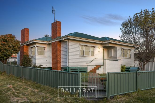 Picture of 152 Gillies Street, MARYBOROUGH VIC 3465
