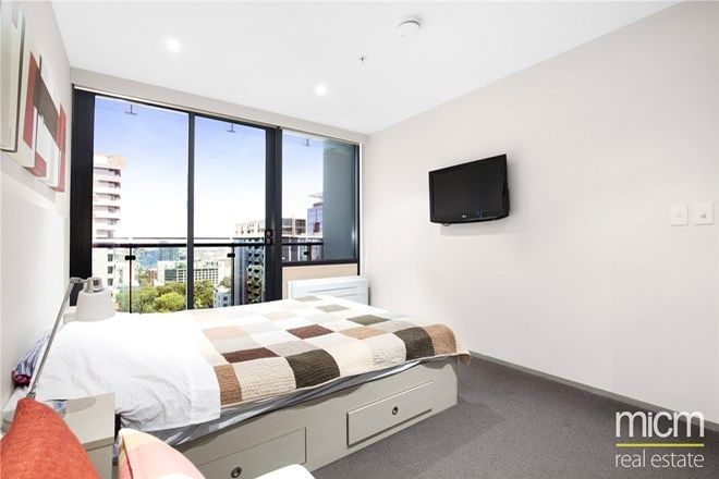 Picture of 2411/181 ABeckett Street, MELBOURNE VIC 3000