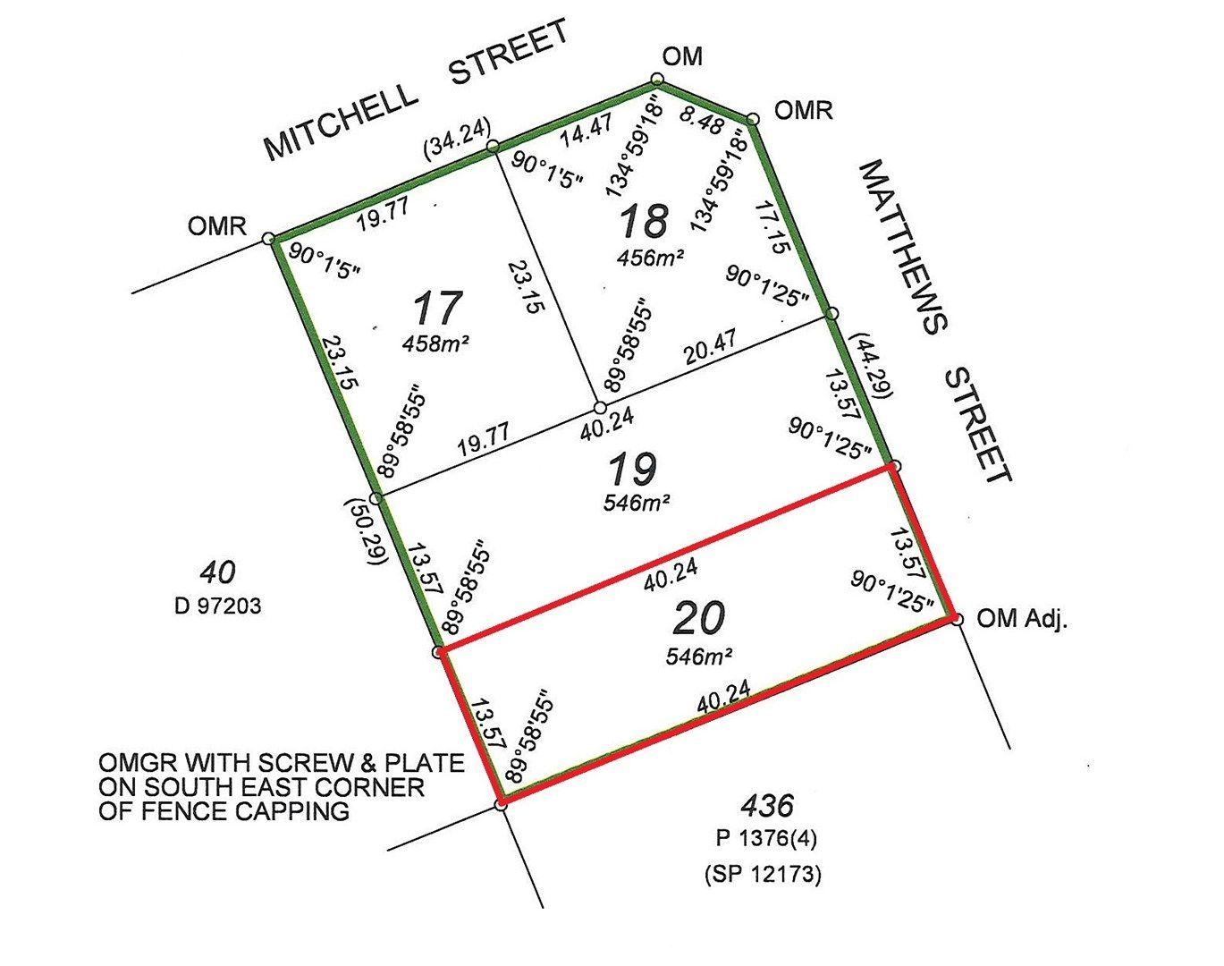 6 (Lot 20) Matthews St, Castletown WA 6450, Image 1