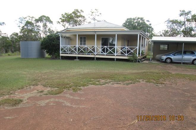 Picture of 508 Hann St, DALLARNIL QLD 4621