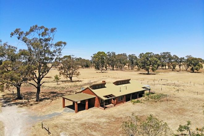 Picture of 335 Andrews Road, KYABRAM SOUTH VIC 3620