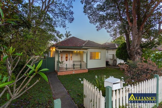 Picture of 47 Lehn Road, EAST HILLS NSW 2213