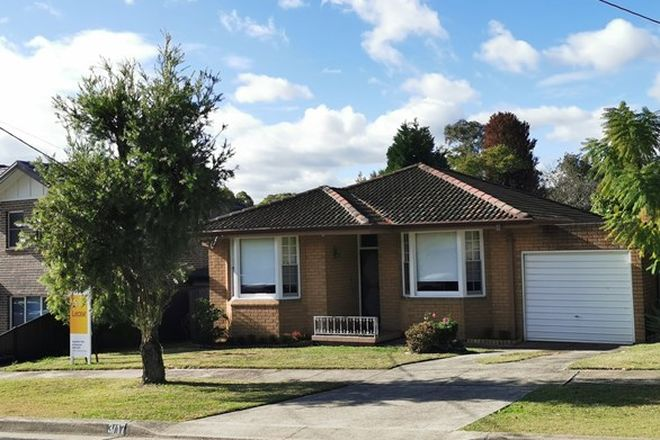 Picture of 3/17 Clanwilliam Street, EASTWOOD NSW 2122