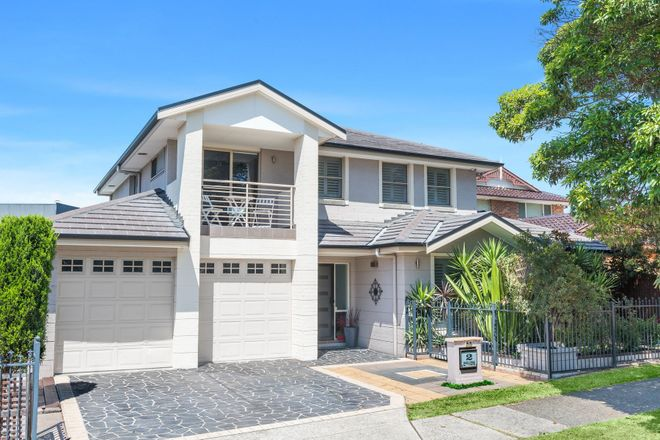 Picture of 2 Newcombe Street, SANS SOUCI NSW 2219