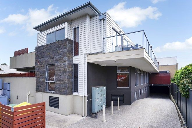 Picture of 1/230-232 Williamstown Road, YARRAVILLE VIC 3013