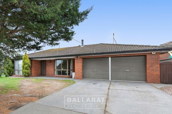 Picture of 120 Warrina Drive, DELACOMBE VIC 3356
