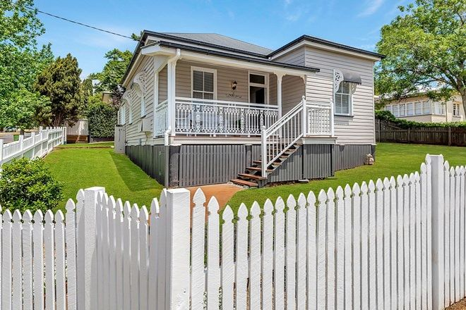 Picture of 24 Seaton Street, SOUTH TOOWOOMBA QLD 4350