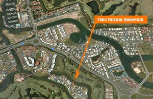 Picture of 7665 Fairway Boulevard, Hope Island QLD 4212