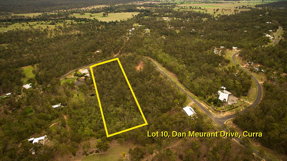LOT 10 Dan Meurant Drive, Curra QLD 4570, Image 0