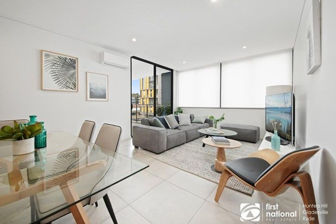 Picture of 404/133-137 Bowden Street, MEADOWBANK NSW 2114