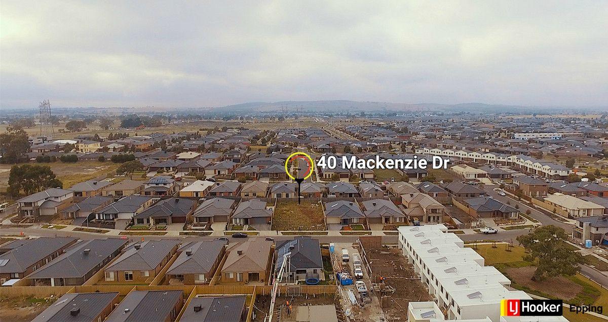 40 Mackenzie Drive, Wollert VIC 3750, Image 2