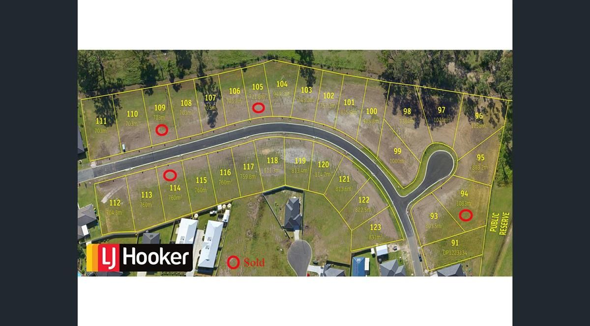 Lot 97 Shetland Close, Townsend NSW 2463, Image 1