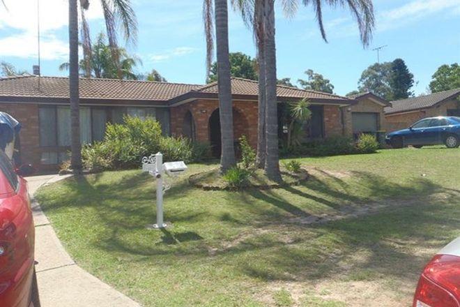 Picture of 1 Brolga Glen, ST CLAIR NSW 2759
