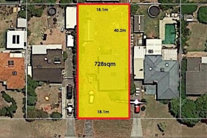 Picture of 22 Hermione Way, COOLBELLUP WA 6163