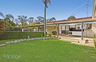 Picture of 8 Kelly Close, Baulkham Hills NSW 2153