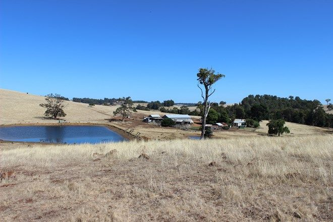 Picture of 24798 South Western Highway, GLENLYNN WA 6256