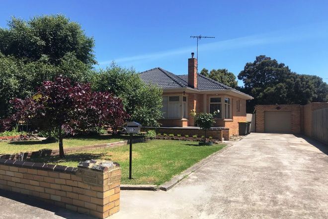 Picture of 19 Bakewell Street, HERNE HILL VIC 3218