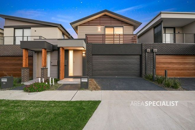 Picture of 34A Homeleigh Road, KEYSBOROUGH VIC 3173