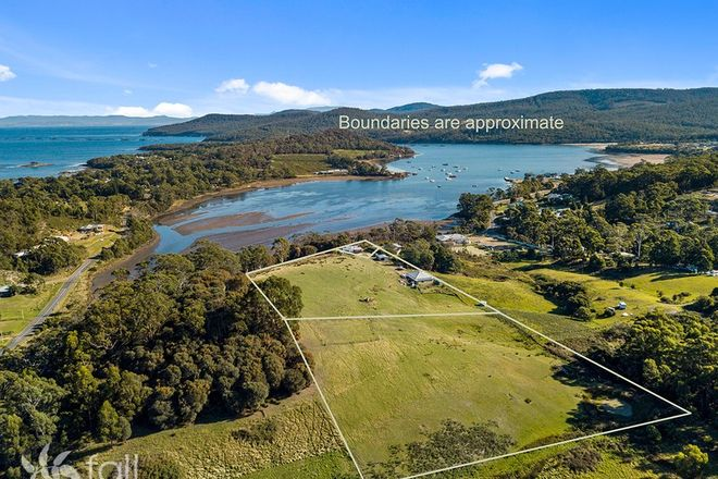 Picture of 12 & 13 Johnsons Road, NUBEENA TAS 7184