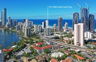 Picture of 701/2865 'Ipanema' Gold Coast Highway, Surfers Paradise QLD 4217