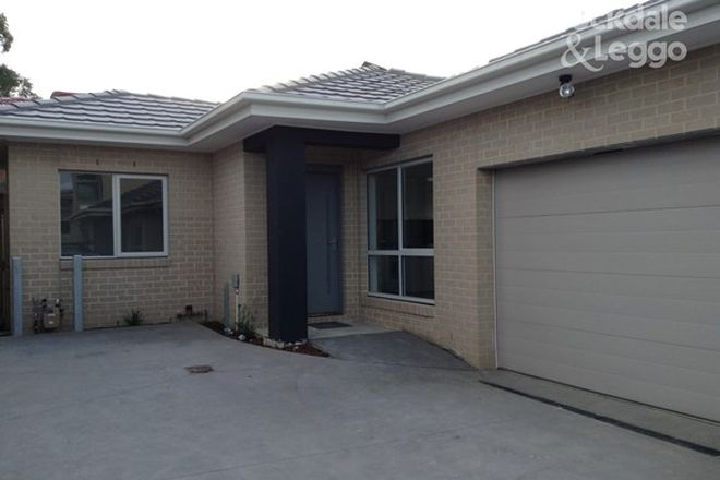Picture of 5/4 Liege Avenue, NOBLE PARK VIC 3174