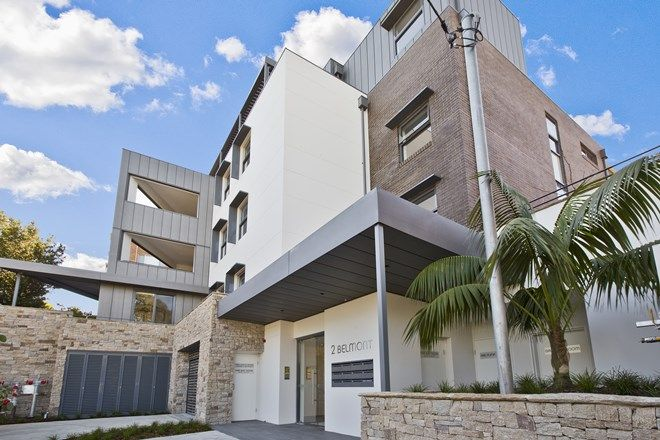 Picture of 103/2 Belmont Avenue, WOLLSTONECRAFT NSW 2065