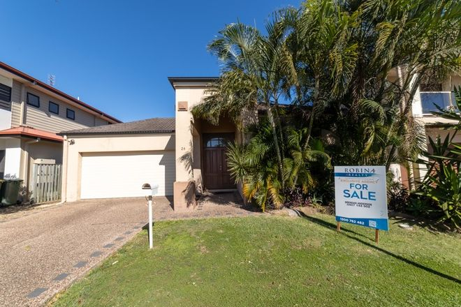Picture of 26 Palma Crescent, VARSITY LAKES QLD 4227
