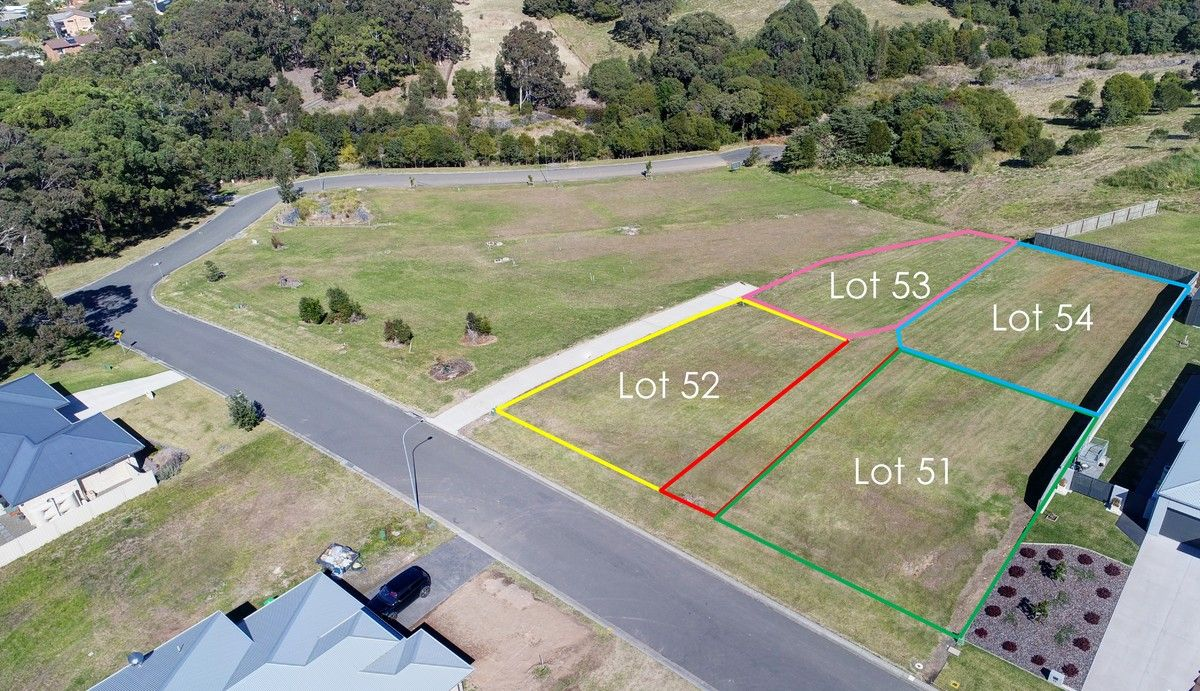 Lot 51 - 54/42 - 44 Scarborough Circuit, Red Head NSW 2430, Image 1
