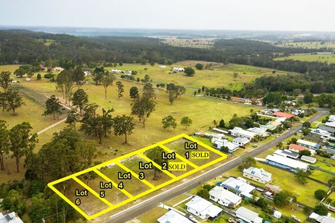 Picture of Lots 3 - 6 Bangalow Rd, COOPERNOOK NSW 2426