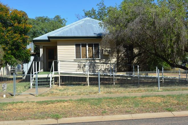 Picture of 14 Coronation Drive, BLACKALL QLD 4472