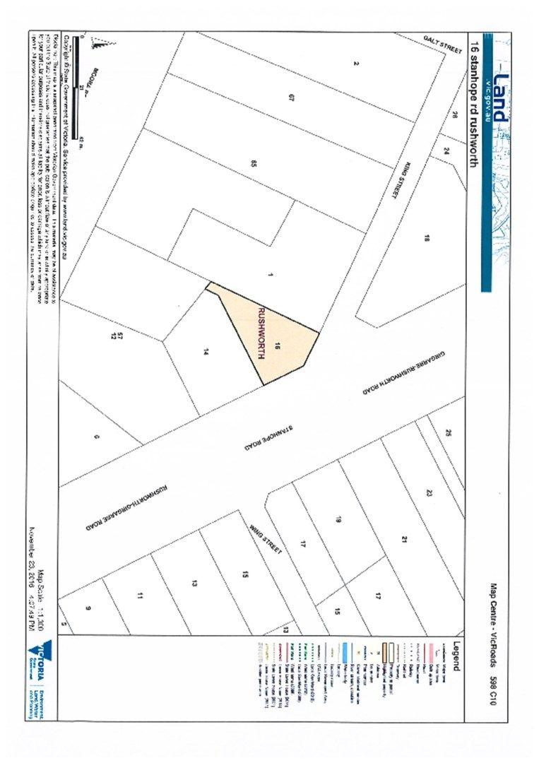 16 Stanhope Road, Rushworth VIC 3612, Image 0