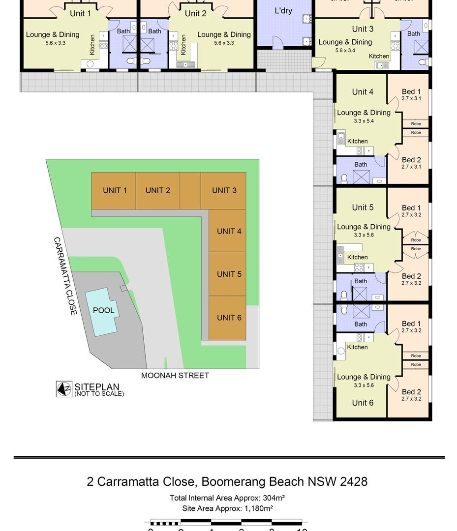 2 Carramatta  Close, Boomerang Beach NSW 2428, Image 2