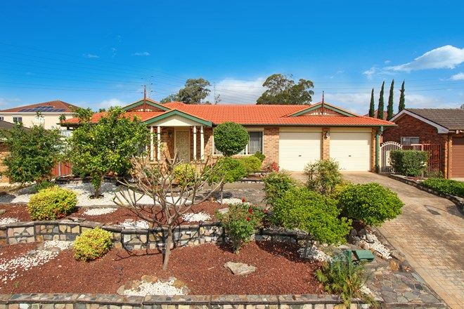 Picture of 25 Mozart Place, BONNYRIGG HEIGHTS NSW 2177