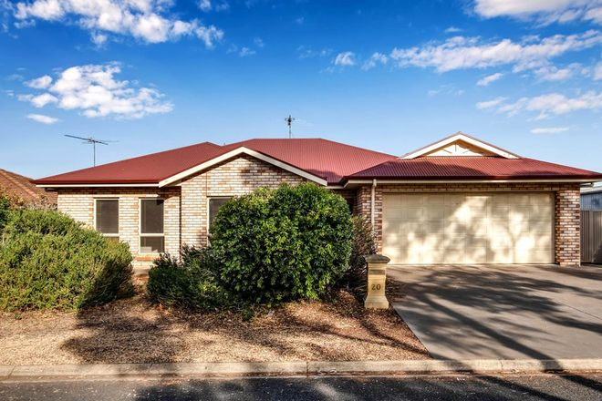 Picture of 20 Kennedy Crescent, STRATHALBYN SA 5255