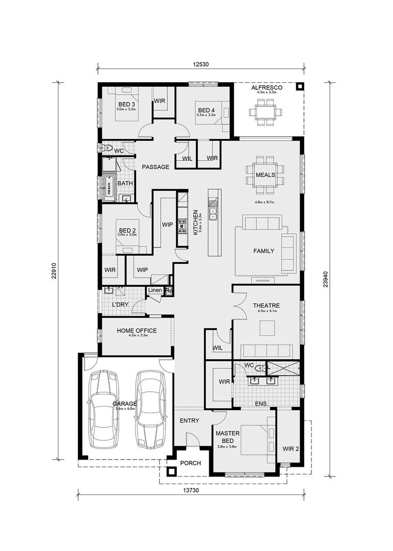 Lot 2217 Aspire Estate, Fraser Rise VIC 3336, Image 1