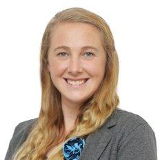 Ashley Gibbons-Leslie, Sales representative