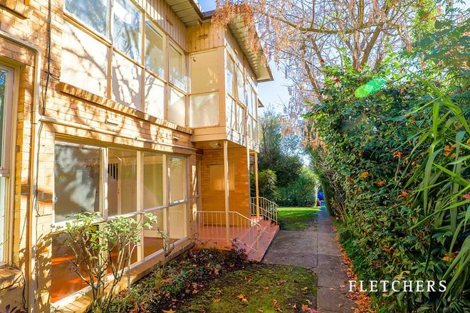 Picture of 2/12 Wattle Valley Road, CANTERBURY VIC 3126