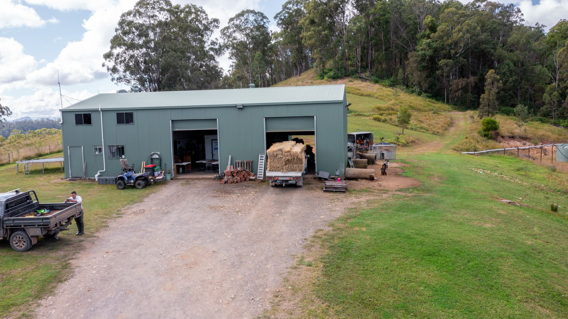 4194 Paddys Flat Road, Upper Tooloom NSW 2475, Image 1