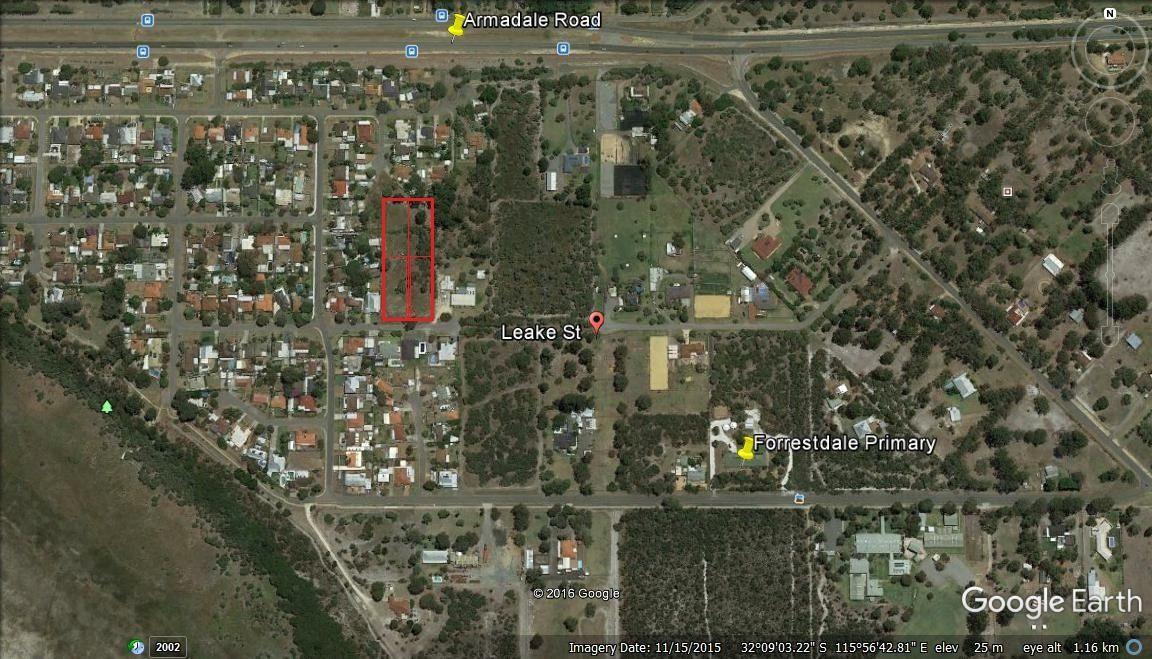 Lot 388, 22A Leake Street, Forrestdale WA 6112, Image 0