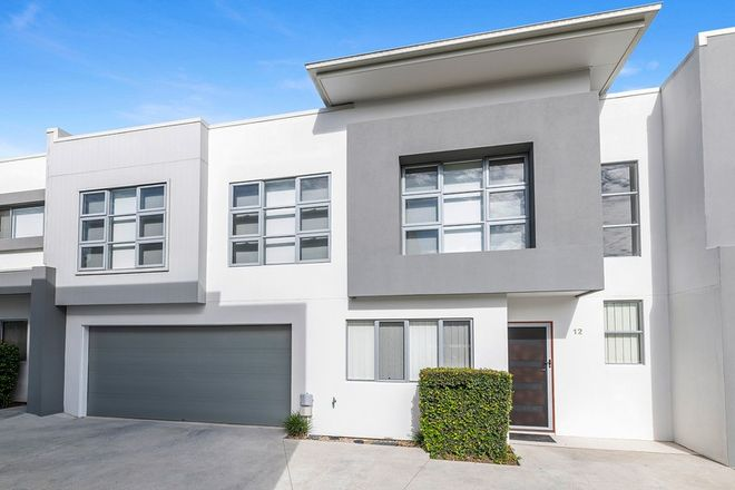 Picture of 12/20 Careel Close, HELENSVALE QLD 4212