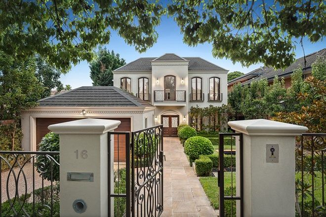 Picture of 16 Neave Street, HAWTHORN EAST VIC 3123