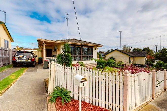 Picture of 3 Maskrey Street, TRARALGON VIC 3844