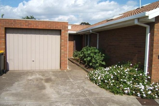 Picture of 3/13 New Street, SOUTH KINGSVILLE VIC 3015