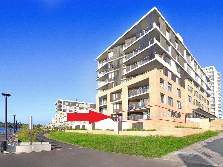 201/7 GAUTHORPE ST, Rhodes NSW 2138, Image 0