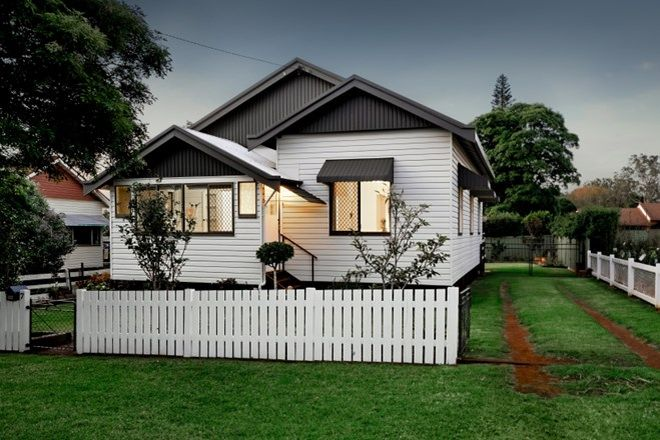 Picture of 7 Alice Street, EAST TOOWOOMBA QLD 4350