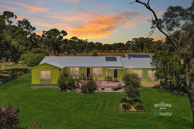Picture of 180 Bald Hills Road, TARWIN LOWER VIC 3956