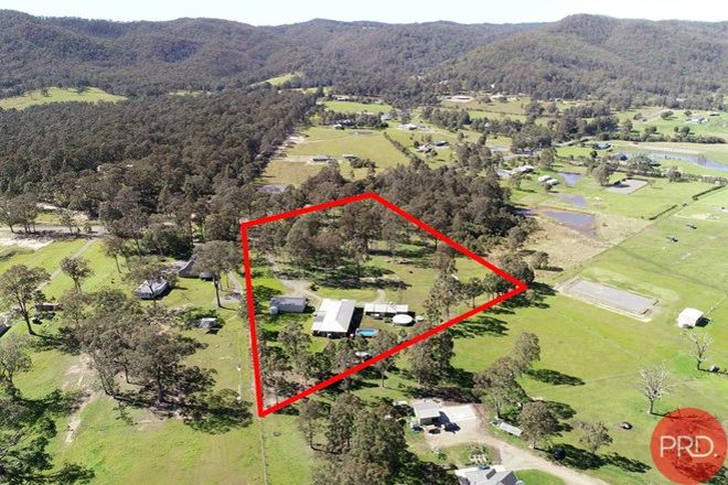 Picture of 399 Martins Creek Road, PATERSON NSW 2421