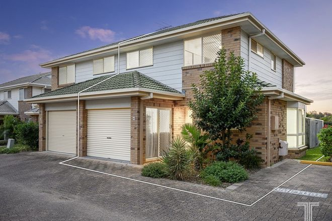 Picture of 42/30 Meadowlands Road, CARINA QLD 4152