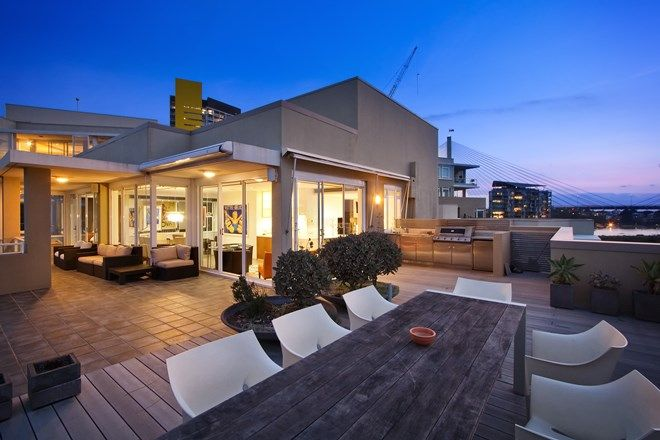 Picture of 805/32 Refinery Drive, PYRMONT NSW 2009