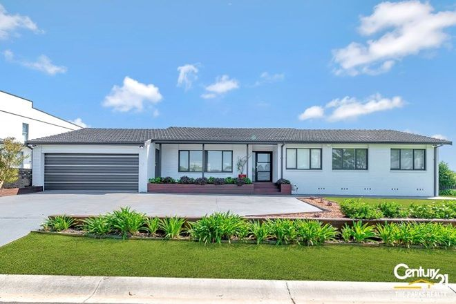 Picture of 5 Bernard Place, EDENSOR PARK NSW 2176